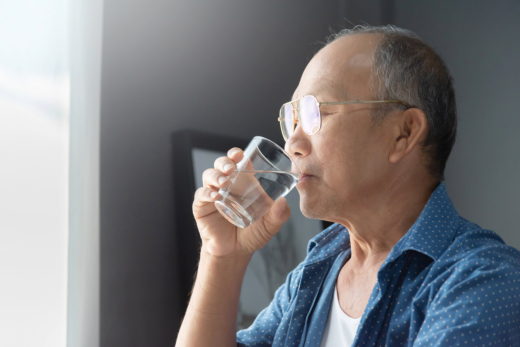 What Dehydration Does to the Body